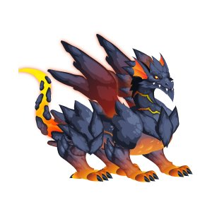 Cara Mendapatkan Lava Dragon