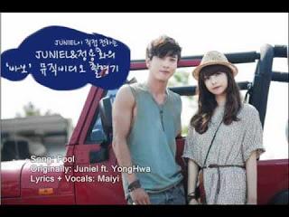 Lirik Lagu Fool Feat Jung Yong Hwa