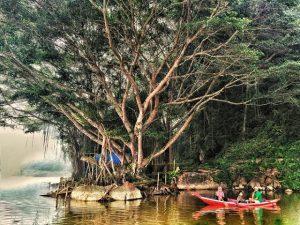 Sejarah Taman Tirtasari Sebelum Menjadi Tempat Wisata