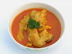 Resep Kari Ayam Spesial Gurih Rempah