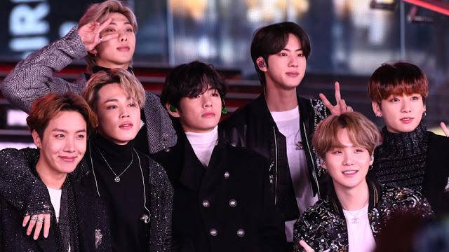 7 Boyband Korea Terpopuler 2021