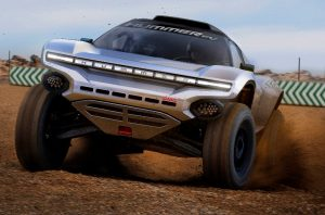 New Hummer-based racers to compete in Extreme E
