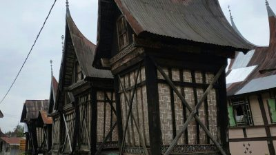 Rumah Gadang Balai Kaliki Payakumbuh