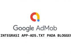 Cara Menampilkan Iklan AdMob Banner di Blog