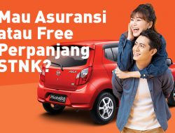 Marketing Program : Free asuransi TLO atau perpanjang STNK